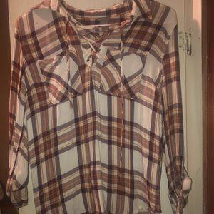 Cute flannel